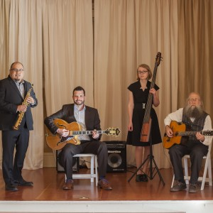 Nuages - Jazz Band / Wedding Musicians in Bellingham, Washington