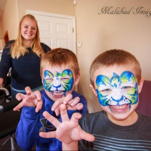 Nudgepudge Face Painting - Face Painter / College Entertainment in Kingman, Arizona