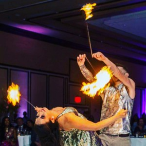 NYC Hottest Fire Duet!  - Fire Performer in Brooklyn, New York