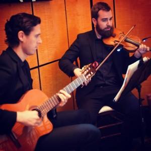 NYC Violin-Guitar Duo - Guitarist in New York City, New York