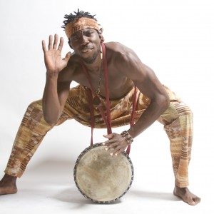 Healing Fyah The Drum King - Percussionist in Portland, Oregon