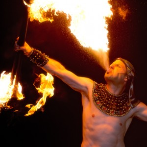 NZR Circus - Fire Performer / Outdoor Party Entertainment in Vancouver, British Columbia