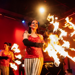 Obsidian Butterfly - Fire Performer / Circus Entertainment in Sacramento, California