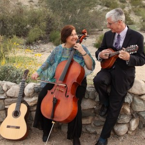 Ocotillo Music - Classical Duo / 1960s Era Entertainment in Scottsdale, Arizona