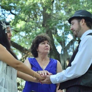 Officiating - Wedding Officiant / Wedding Services in New Orleans, Louisiana