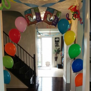 Ohana Party Place - Balloon Decor in Whitby, Ontario