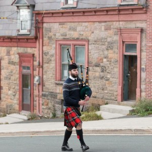 O'Keefe Piping - Bagpiper in St. John's, Newfoundland