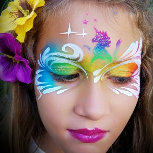 Old City Facecraft  - Face Painter / Outdoor Party Entertainment in St Augustine, Florida