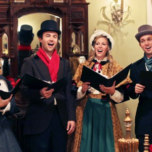 Old Time Carolers - Christmas Carolers / A Cappella Group in Santa Clarita, California