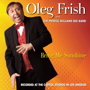 Oleg Frish - Jazz Singer / Crooner in New York City, New York