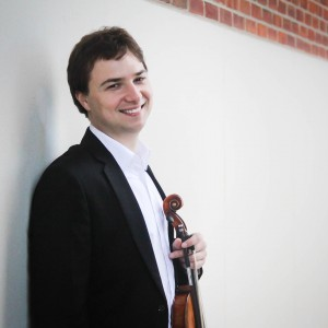 Oleg Larshin - Violinist in Dallas, Texas