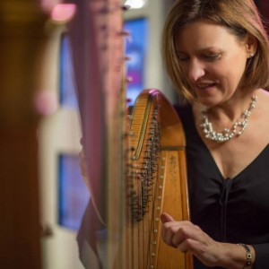 Olga Gross, Montreal Harpist - Harpist / Celtic Music in Montreal, Quebec