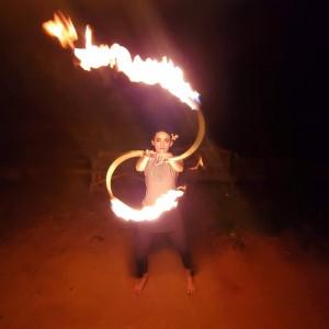 Olive Twist performer - Fire Performer in Greensboro, North Carolina