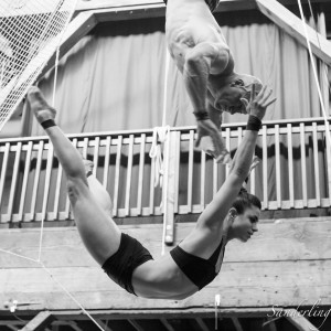 Oliver and Megan Duo Trapeze - Trapeze Artist in Seattle, Washington