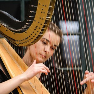 Olivia Castor - Harpist in Doylestown, Pennsylvania