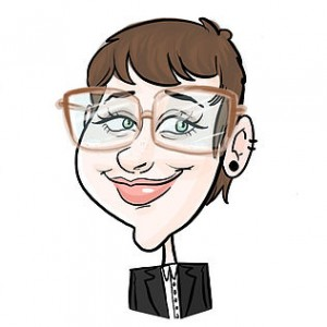 Olivia Page: Special Event Caricatures - Caricaturist in San Diego, California