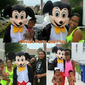 Olivia's Party and Play Costume  Rentals - Costumed Character in Cleveland, Ohio