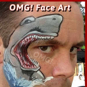 OMG! Face And Body Art