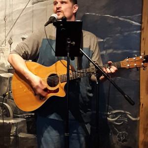 Patrick Shepard - Guitarist in Augusta, Maine