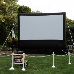 On Location CINEMA - Outdoor Movie Screens / Halloween Party Entertainment in Horsham, Pennsylvania