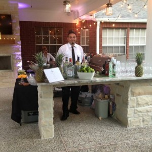 On the Rocks Bartending and Events