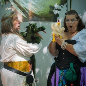 Once Upon A Dragon Time - Puppet Show / Family Entertainment in Louisville, Kentucky