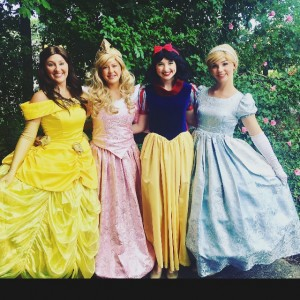 Once Upon a Dream Princess Parties