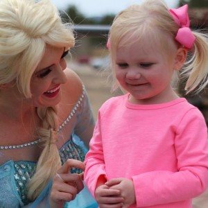 Once Upon a FaceTime - Princess Party in Shawnee, Kansas