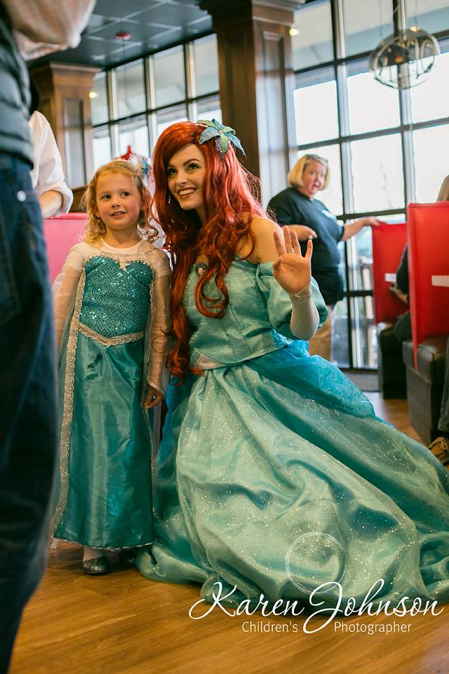Hire Once Upon A Princess Princess Party In Columbia