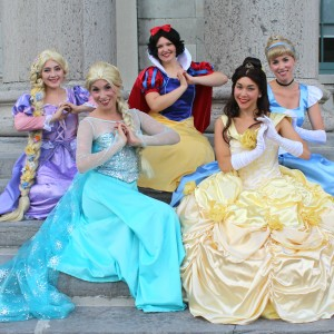 Once Upon A Princess - Princess Party in Kingston, Ontario