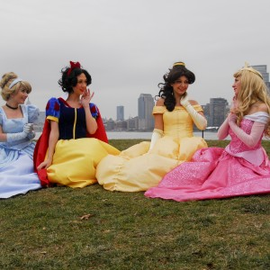 Once Upon a Princess Parties