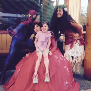 Once Upon A Princess Party - Princess Party / Children's Party Entertainment in Edmonds, Washington