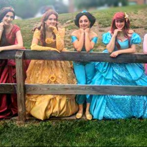 Once Upon A Tea Party - Princess Party in Hudson Valley, New York