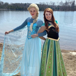 Once Upon A Time Parties - Princess Party in Bloomfield Hills, Michigan