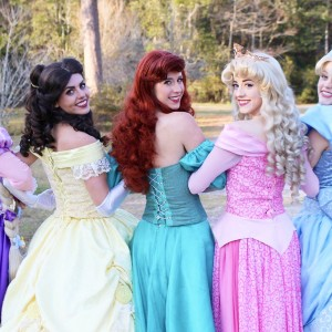 Once Upon A Time Parties, LLC - Princess Party in Mobile, Alabama