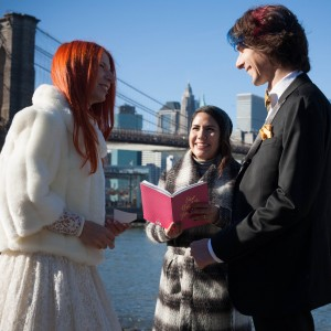 Once Upon A Vow - Wedding Officiant / Storyteller in Brooklyn, New York