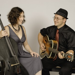 One Cello, One Guitar - Classical Duo / Easy Listening Band in San Francisco, California
