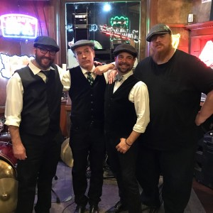 One Eyed Reilly - Celtic Music in Sacramento, California