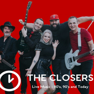 The Closers Live - Cover Band in Dallas, Texas