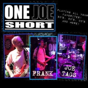 One Joe Short - Party Band in Englishtown, New Jersey
