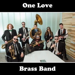 One Love Brass Band - Brass Band in New Orleans, Louisiana
