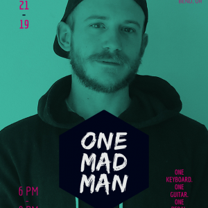 One Mad Man - One Man Band / Multi-Instrumentalist in Bend, Oregon