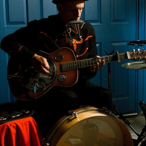 One Man Swamp Band - One Man Band / Blues Band in San Francisco, California