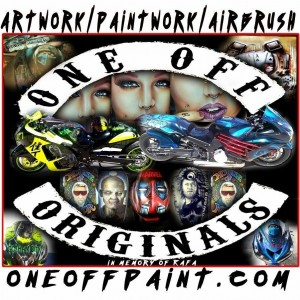 One Off Originals, LLC - Airbrush Artist in New Orleans, Louisiana