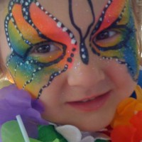 One World Face Painting - Face Painter / Princess Party in Roanoke, Virginia
