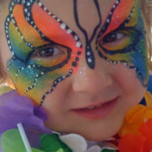One World Face Painting - Face Painter / Outdoor Party Entertainment in Roanoke, Virginia