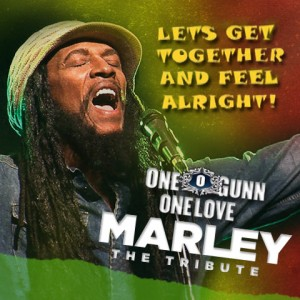 OneGunn One Love, A Tribute to Bob Marley - Bob Marley Tribute Band / Karaoke DJ in Phoenix, Arizona