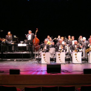 Onstage Big Band All Stars - Big Band / Bassist in Palm Springs, California