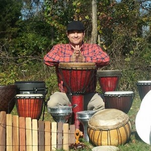 Onward Step - Percussionist in Nashville, Tennessee