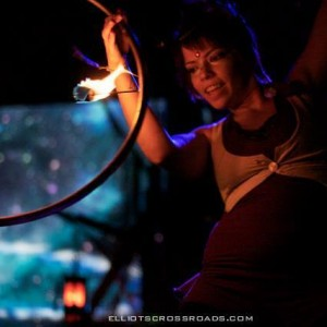 Ooah Lynn - Fire Performer / Contortionist in Clearlake, California